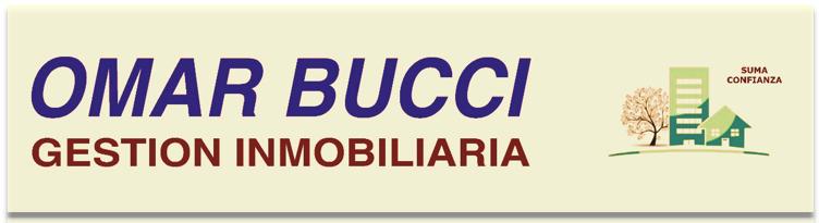 Omar Bucci Gestión Inmobiliaria